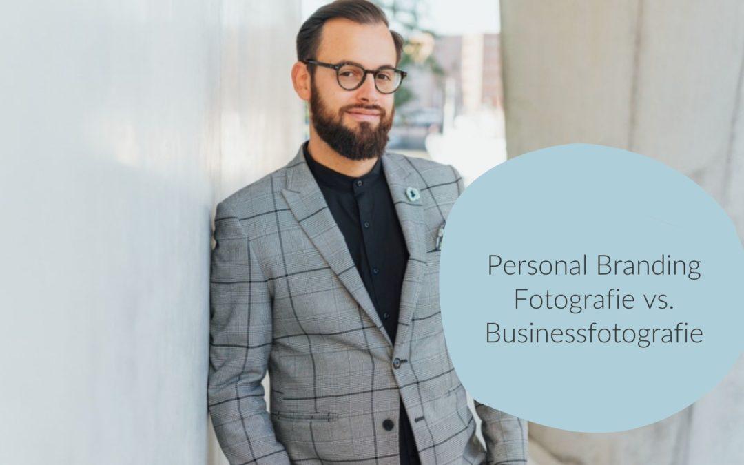 Personal Branding Fotografie vs. Businessfotografie